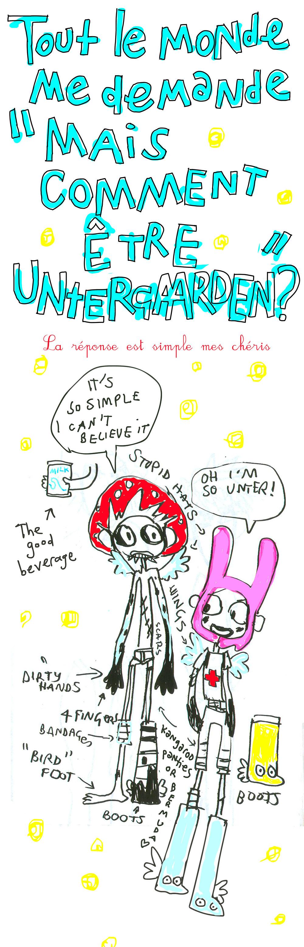 Une capuche fraise, une cagoule lapin, l'art d'avoir un look iconique