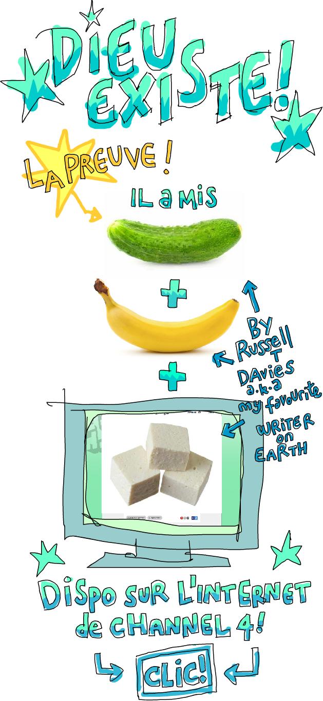 Cucumber Banana et Tofu de Russell T. Davies